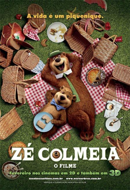 Download Zé Colmeia o Filme DVD-R