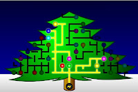 Christmas Tree Lights is is a Christmas themed puzzle game . You have ...