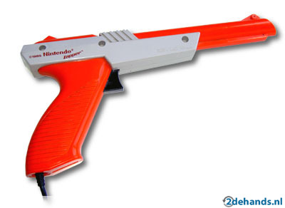 duck hunt gun
