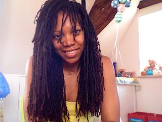 locked hair blog exchange sisterlocks black hair