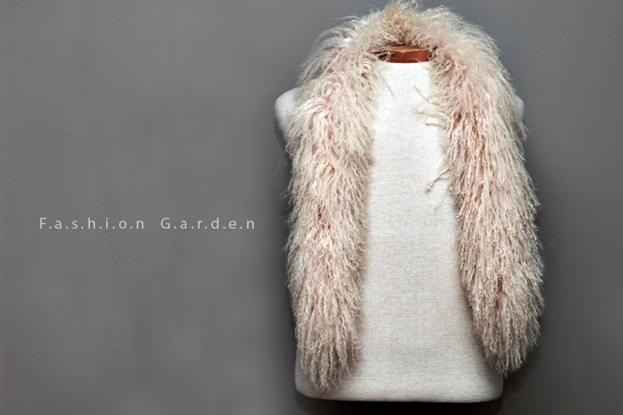 The fashion garden