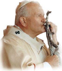 Biografía de Juan Pablo II - Viaje del Papa Francisco a