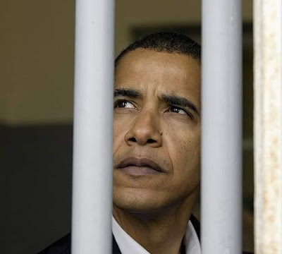 Obummer - Obambi sent to jail