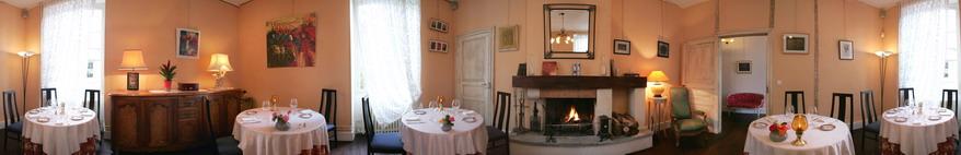 L'ambroisie restaurant Pau visite virtuelle 360 degrés