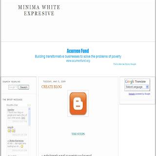 MINIMA WHITE