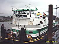 Herkules 12 - plavidlo na řece Rýn - JSME DOST...?