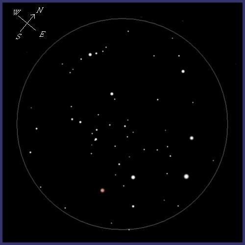 NGC1746, cúmulo abierto en Tauro NGC1746-02