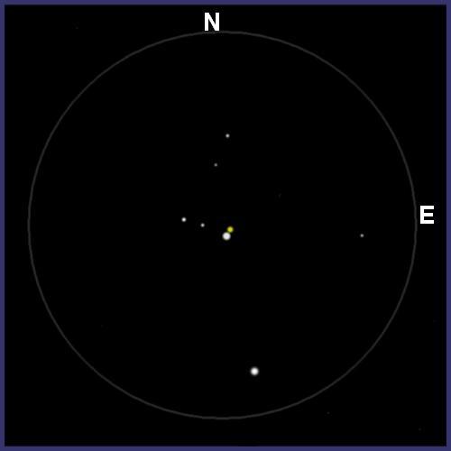 STF738, lda Ori, Meissa CR69-STF738