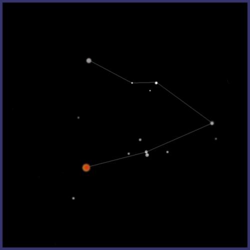 Las Hyades con prismáticos. MEL25-04