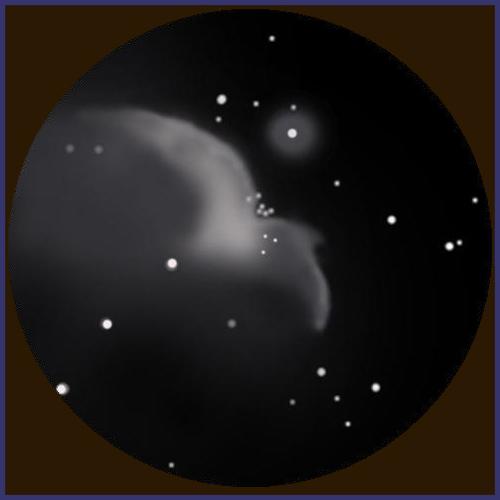 M42, Nebulosa de Orión y M43. M42-0004