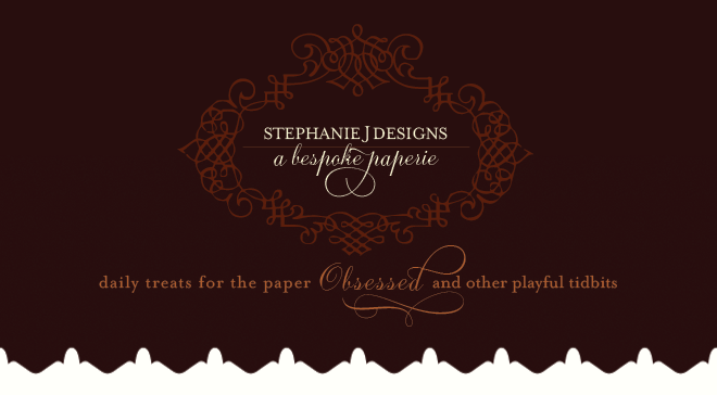 Stephanie J Designs | Wedding Invitations & Social Stationery Blog