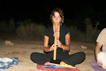 Medicine Wheel Ceremony, Joshua Tree