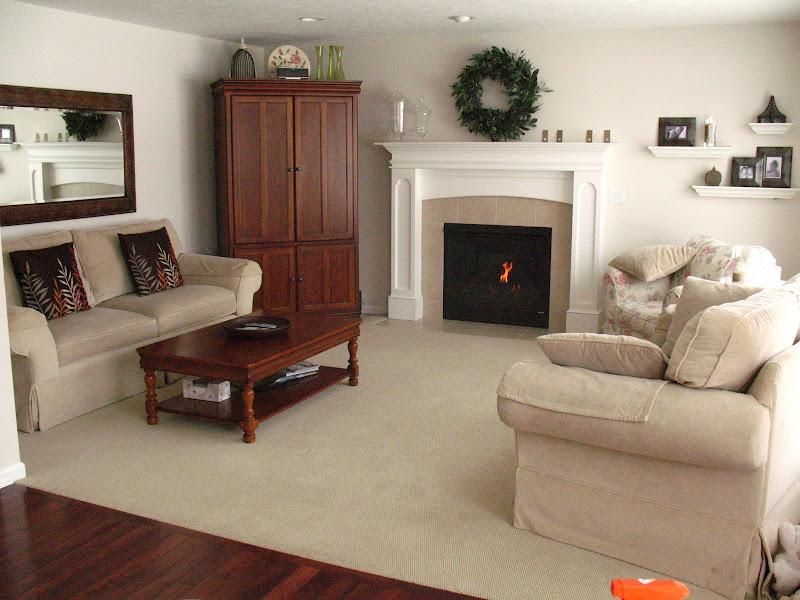 redo living room.  Living Room Redo