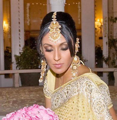 indian bridal makeup photos. My past Bollywood Indian Bride
