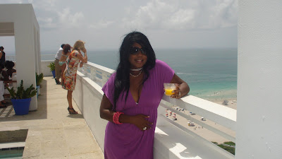 celebrity makeup artist brandy gomez duplessis in the shoreclub penthouse