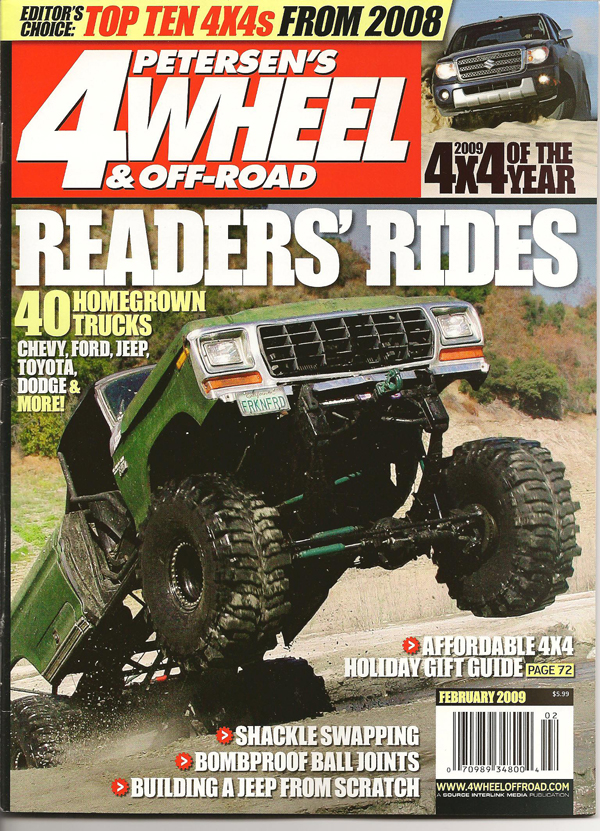 the coupon fairy free 4 wheel off road magazine. Black Bedroom Furniture Sets. Home Design Ideas