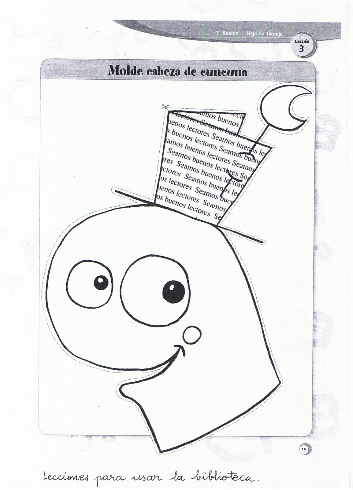 El maestro Manu: Biblioteca de Aula