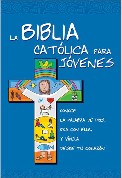 Propónemos para este Proceso de Iniciación Cristiana el Texto de la Biblia Católica para Jóvenes...