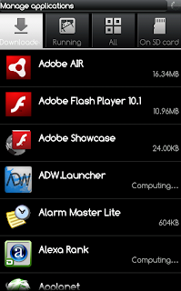 snap20101119 233633 HTC Desire İncelemesi