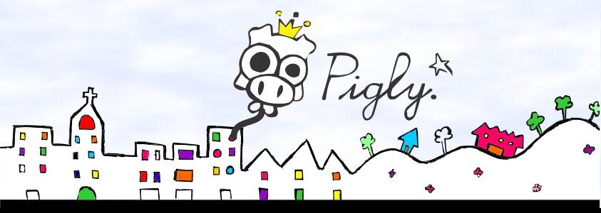 Pigly. moda, toys e diversão