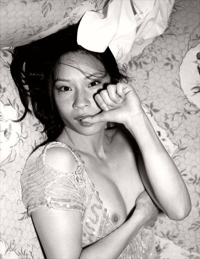 lucy liu sex tape lucy liu topless see thru and nude 4 Alexondra Lee