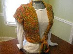 Autumn Shrug Pattern