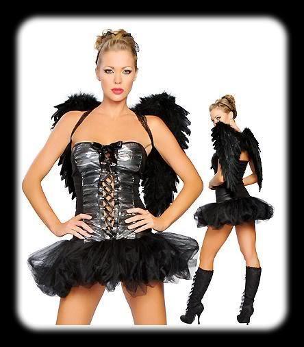 Giovanna disfraces disfraz de ngeles for Disfraces de angeles