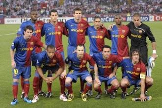 Barcelona 08-09