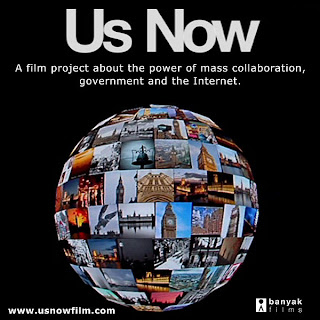 Us Now poster