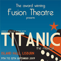 Fusion Theatre - Titanic the musical