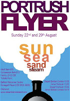 poster for Portrush Flyer
