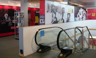 Anne Frank [+ you} exhibition squeezed into Lisburn Library