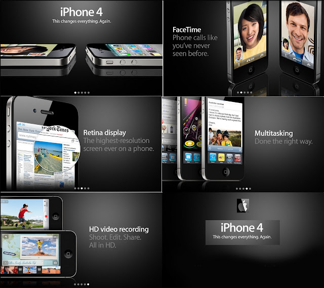 iPhone 4G características