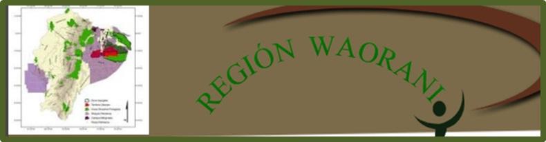 REGIÓN WAORANI