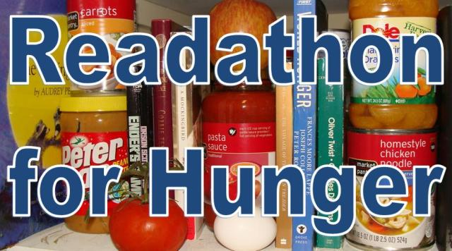 Readathon for Hunger