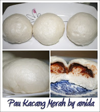 Pau Kaya/Red Bean Pau