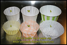 Souffle cup & Paper cups sizes