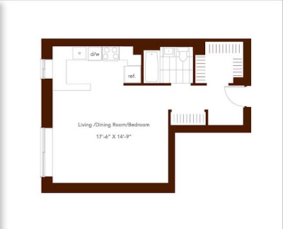 Yoga Studio Floor Plan