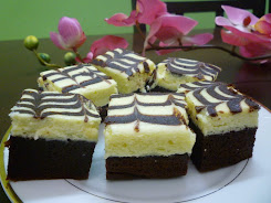Marble chesse Brownies