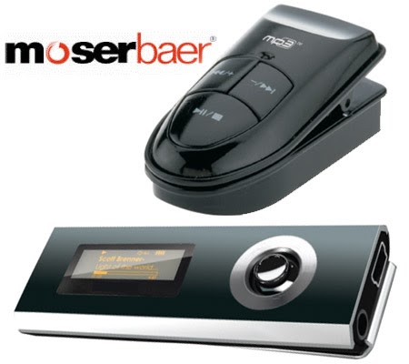 Latest Technology And Gadgets: Moser Baer MP 565 Indian