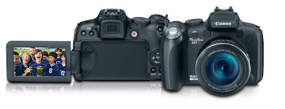 img PowerShot SX1 IS