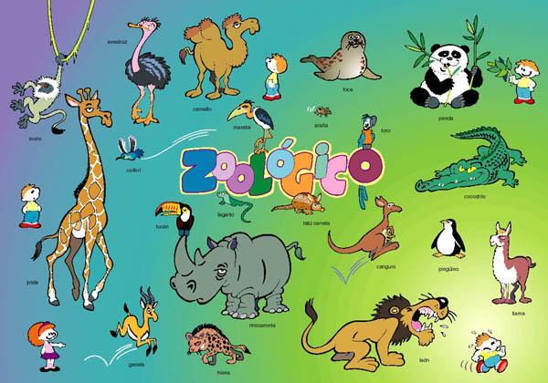 imagenes de los animales del zoologico - Profepa rescata 101 animales de zoológico de Imagen