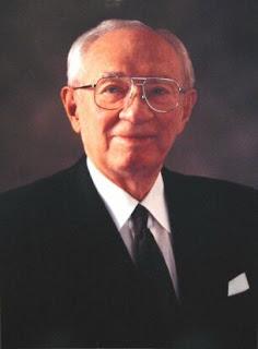 Gordon B. Hinckley, LDS president, prophet
