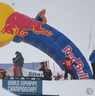 World Superpipe entrance