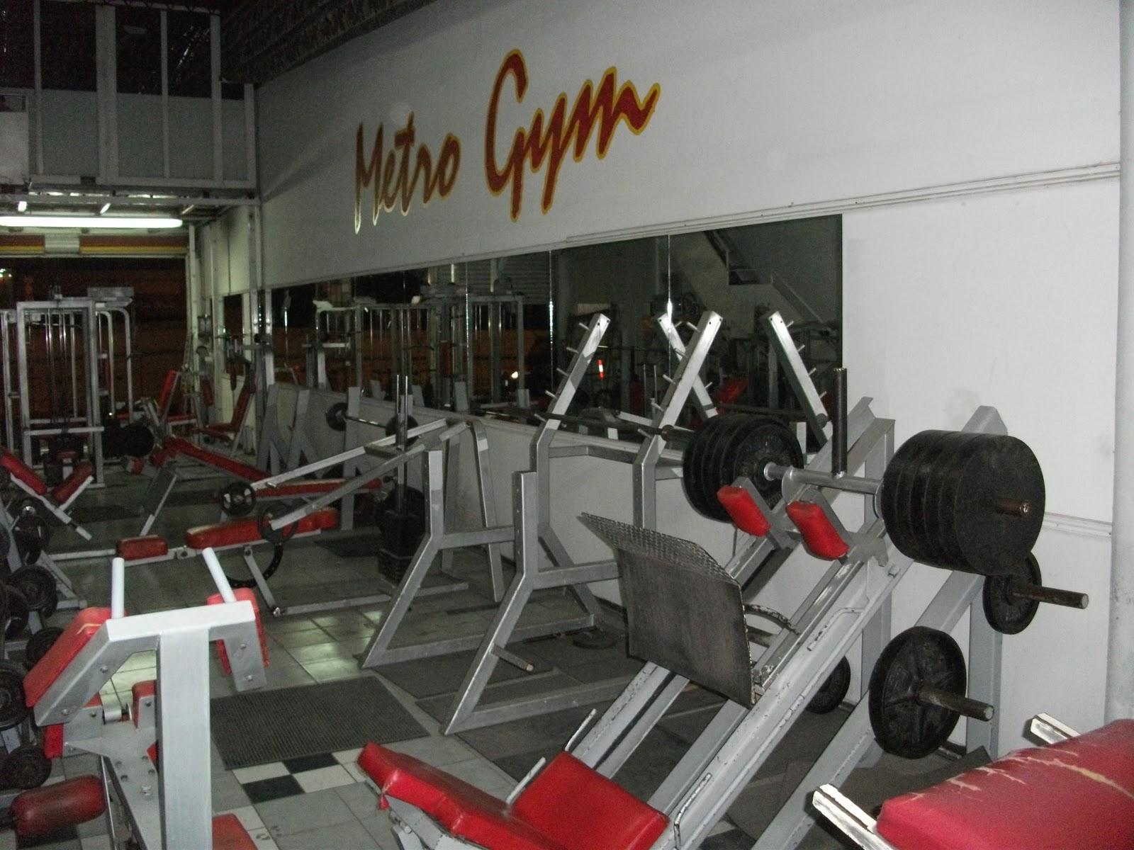 Gimnasios segundo gimnasio for Gimnacio o gimnasio