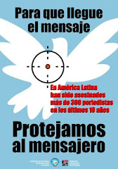 Ja són + de 300 periodistes assassinats