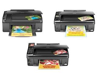 Epson Stylus Photo R280 R285 R290 Waste Ink Pad Counters Flashing light Reset