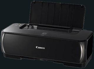 Resume button canon ip1800