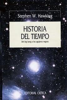 Historia del tiempo. Stephen Hawking
