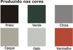 cores disponiveis em algumas bolsas